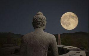 Wesak full moon