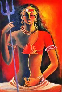 shiva - shakti - divine union