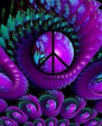 Violet earth