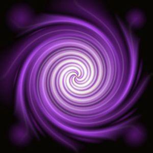 Violet vortex