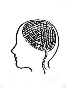 Your brain on yarn!