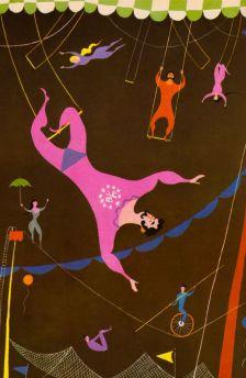 Aurelius Battaglia - Trapeze Artists