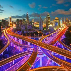 shanghai-overpass-by-gu-ji