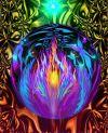 violet-flame-primal-art