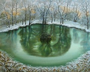 nelly-tsenova-winter-lake-eye