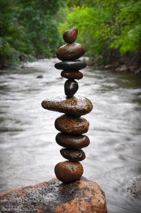 Balancing Stones by Michael Grab