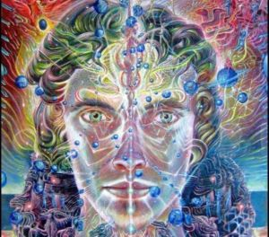 spiritual awakening - artist unknown