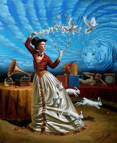 Michael Cheval # 47 Magic of Trivial Illusions