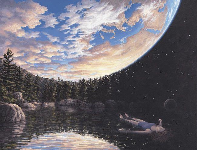 Rob Gonsalves- The Phenomenon of Float