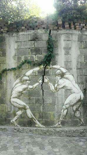 Street Art - Wall