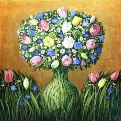 Nelly Tsenova tulips