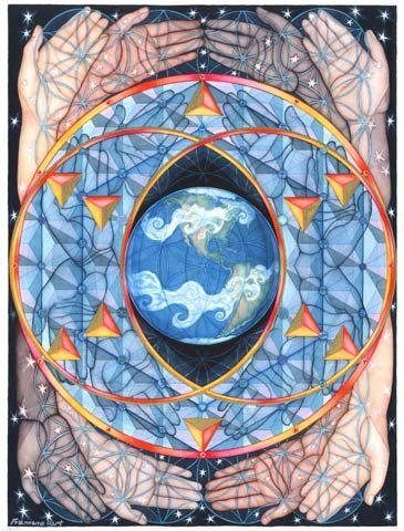sacred geometry healing