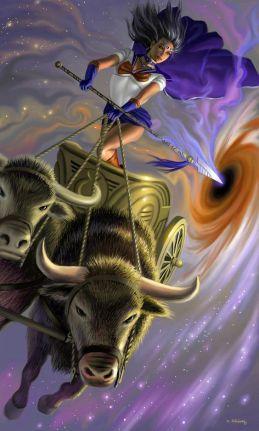 Taurus the tenacious Bull