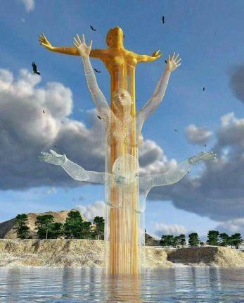 Chad Knight - Digital sculpture