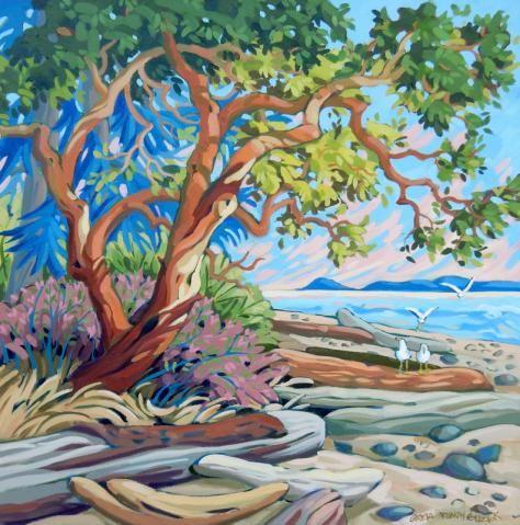 Firmly Rooted by Greta Guzek