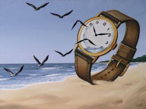 Timepiece- vladimir kusch