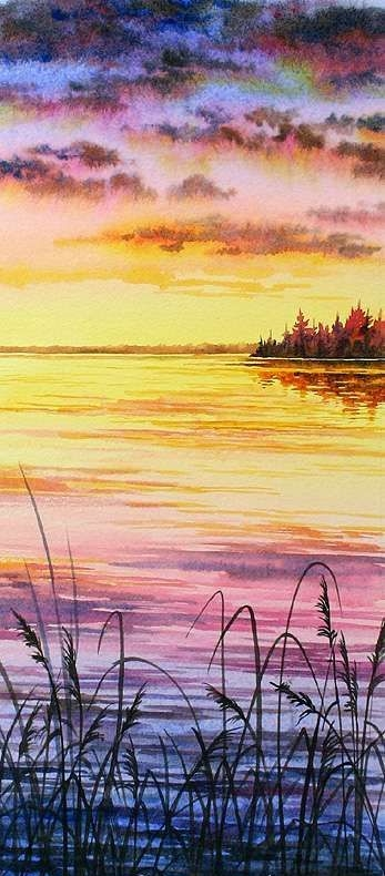 Varvara Harmon Watercolor