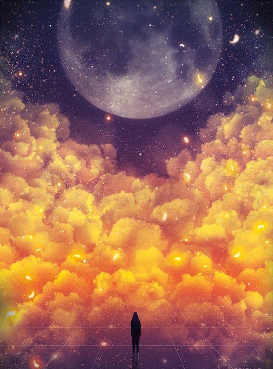 Matrix and full moon