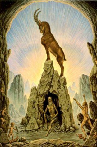 Johfra Bosschart, Zodiac signs - Capricorn