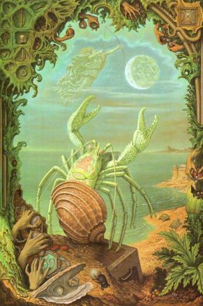 Johfra Bosschart, Zodiac signs - cancer