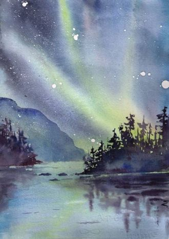 northern lights riverwalker