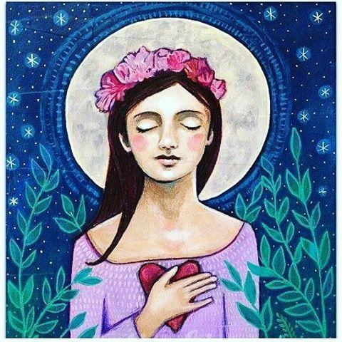 self love art by regina lord