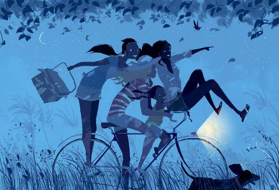 the end of a great summer day - pascal campion