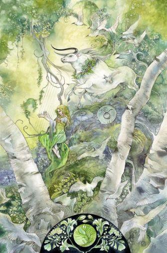 Taurus by Stephanie Pui-Mun Law