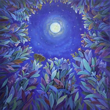 Nelly Tsenova - full moon