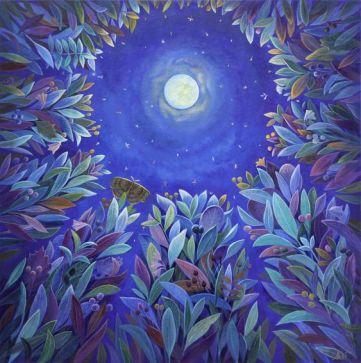 Nelly Tsenova - full moon