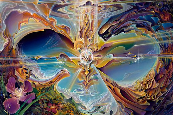 The Apotheosis of Hope - Michael Divine