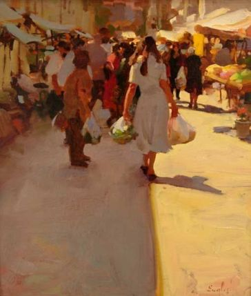 Kim English - Athens Market