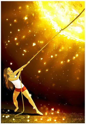 Yao Yao Ma Van - finding my own sunshine