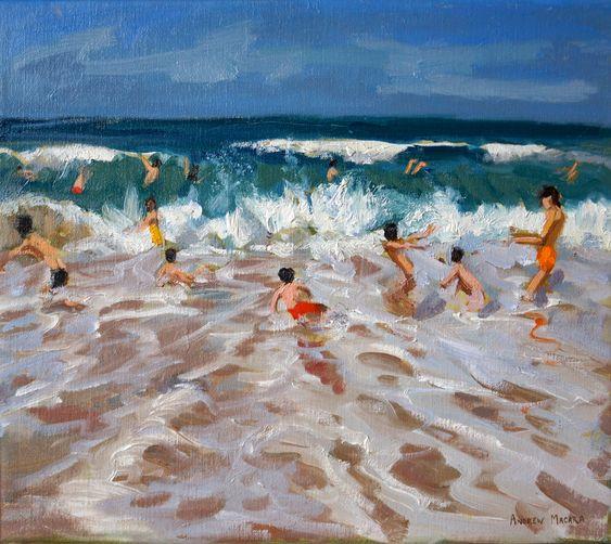 Andrew Macara - Art