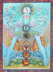 Chakras artist unknown