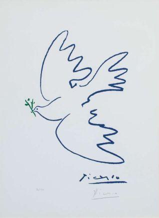 Picasso - Dove of Peace