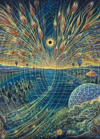 A new dawn - Amanda Sage