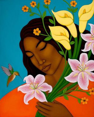 Folk Art by Tamara Adams