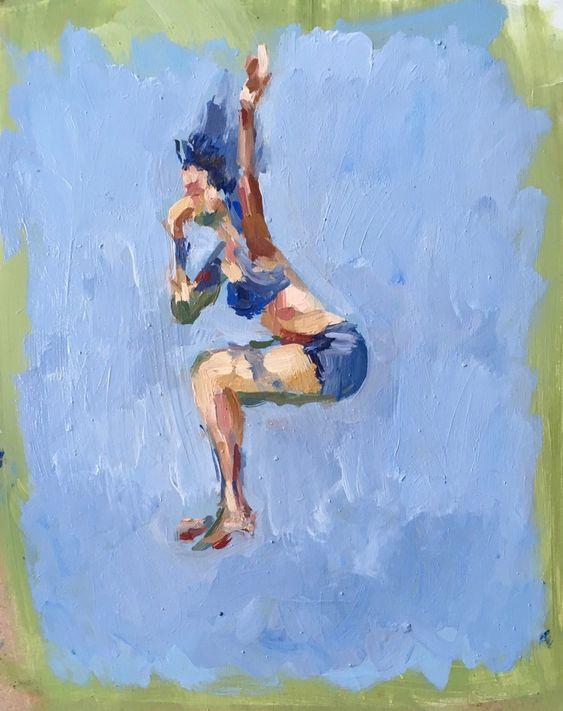 Jump Ellen Davidzon