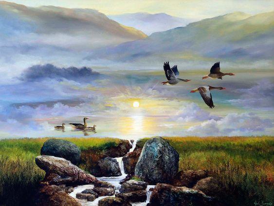 Cloud Illusions - Neil Simone