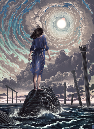 New Paintings by Jeffrey Smith (aka Ascending Storm)