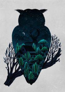 Owlscape - Fil Gouvea