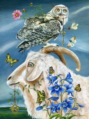 Jane Olsen - Goat
