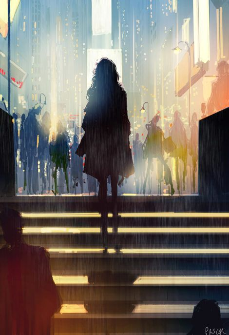 In The Big City - Pascal Campion