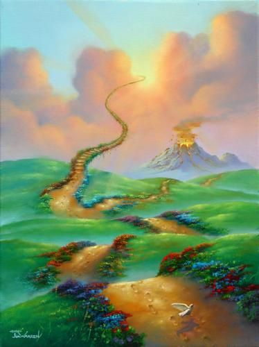 Jim Warren - The road less traveled