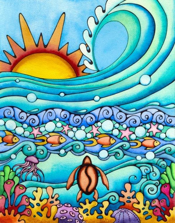 Holly Kitaura Art
