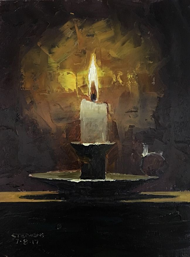 Craig Stephens - Candle
