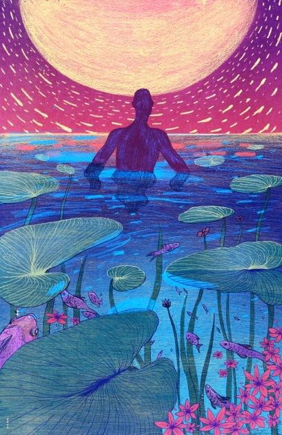 Boya Sun - Illustration