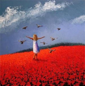Dima Dmitriev, 1974 | Impressionist painter